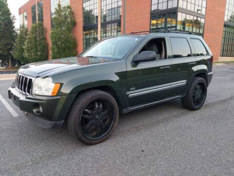 2006 Jeep Grand Cherokee for sale at Auto Wholesalers Of Rockville in Rockville MD