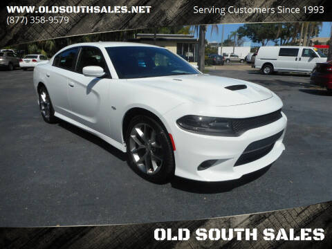 2019 Dodge Charger for sale at OLD SOUTH SALES in Vero Beach FL