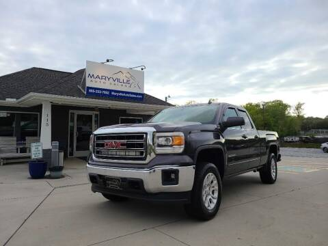2014 GMC Sierra 1500 for sale at Maryville Auto Sales in Maryville TN