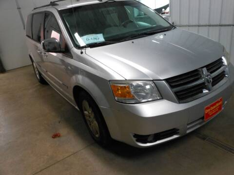 2008 Dodge Grand Caravan for sale at Grey Goose Motors in Pierre SD