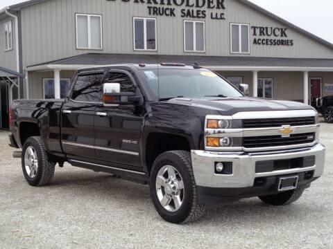 2015 Chevrolet Silverado 2500HD for sale at Burkholder Truck Sales LLC (Edina) in Edina MO