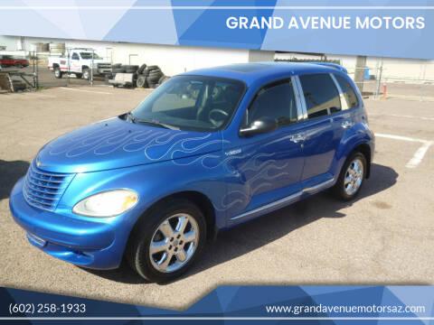 2005 Chrysler PT Cruiser for sale at Grand Avenue Motors in Phoenix AZ