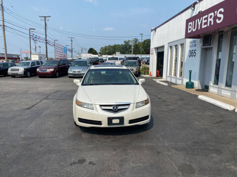 2006 Acura TL for sale at Buyers Choice Auto Sales in Bedford OH
