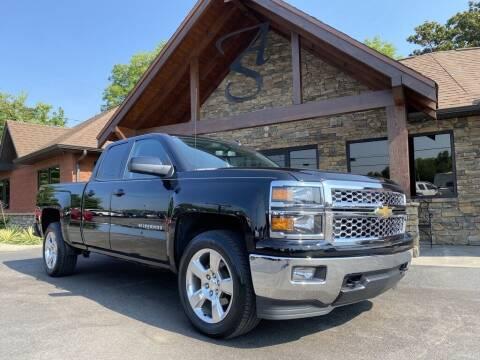 2014 Chevrolet Silverado 1500 for sale at Auto Solutions in Maryville TN