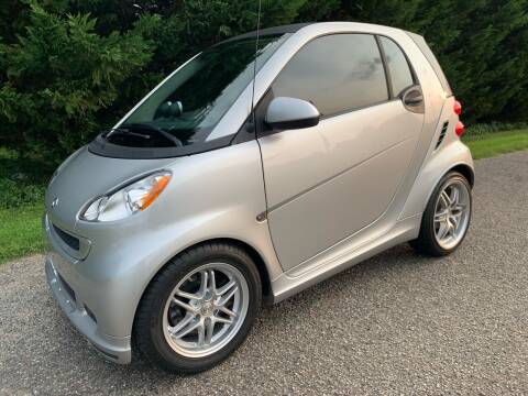 2009 Smart fortwo for sale at 268 Auto Sales in Dobson NC
