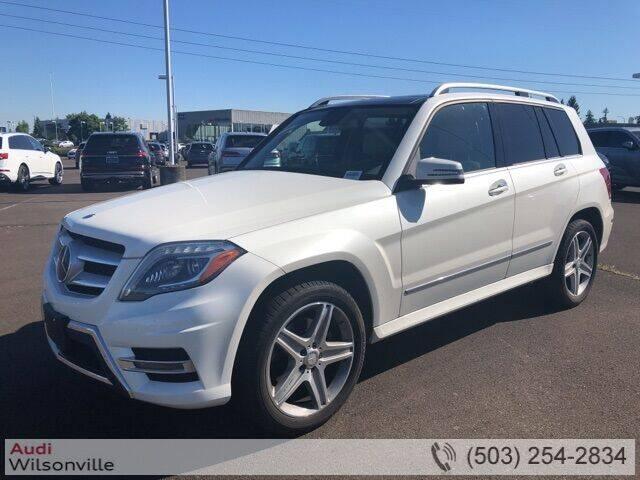 2015 Mercedes-Benz GLK for sale in Wilsonville, OR