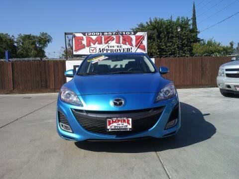 2010 Mazda MAZDA3 for sale at Empire Auto Sales in Modesto CA