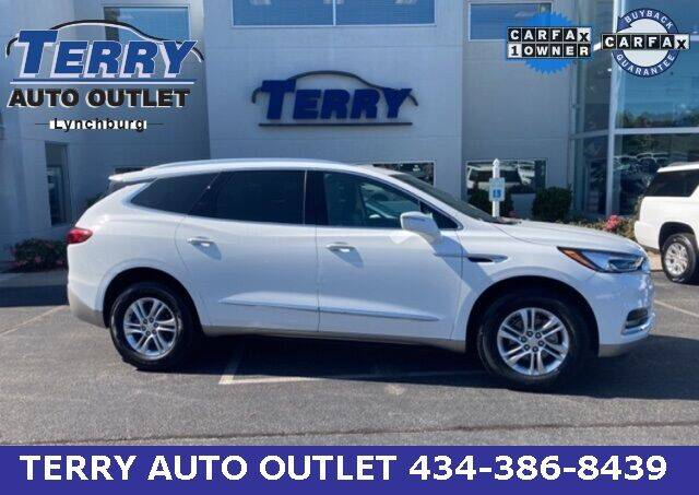 2020 Buick Enclave for sale at Terry Auto Outlet in Lynchburg VA