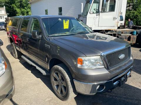 2008 Ford F-150 for sale at COLLEGE MOTORS Inc in Bridgewater MA