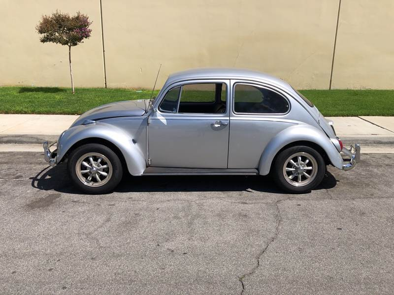 1969 Volkswagen Beetle for sale at HIGH-LINE MOTOR SPORTS in Brea CA