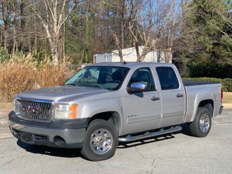 2008 GMC Sierra 1500 for sale at Triangle Motors Inc in Raleigh NC