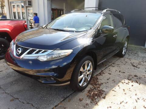 2012 Nissan Murano for sale at ROBINSON AUTO BROKERS in Dallas NC