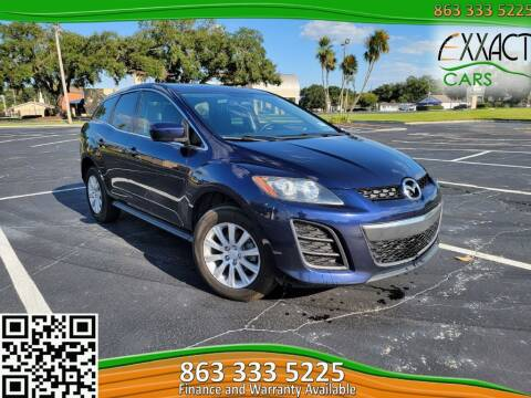 2011 Mazda CX-7 for sale at Exxact Cars in Lakeland FL
