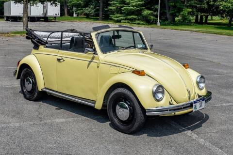 1970 Volkswagen Beetle Convertible for sale at Great Lakes Classic Cars & Detail Shop in Hilton NY