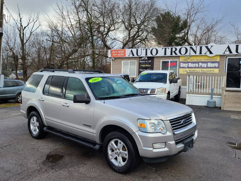 2007 Ford Explorer for sale at Auto Tronix in Lexington KY