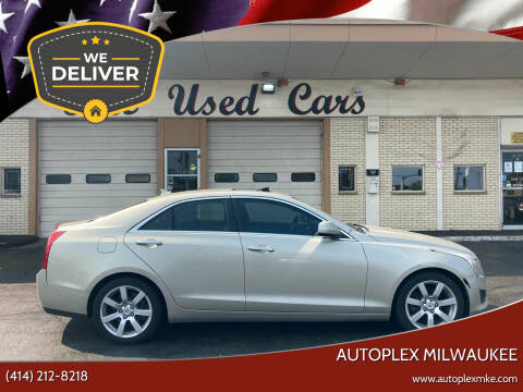 2013 Cadillac ATS for sale at Autoplex 2 in Milwaukee WI