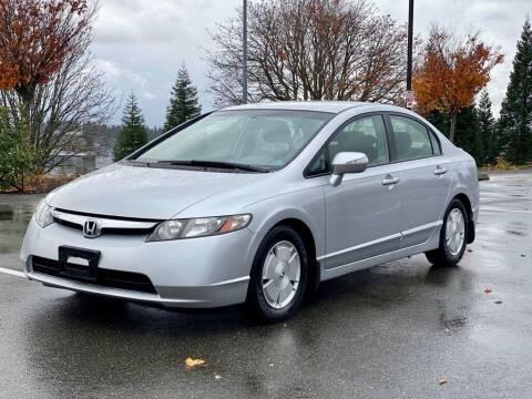 2004 Honda Civic for sale at Q Motors in Lakewood WA