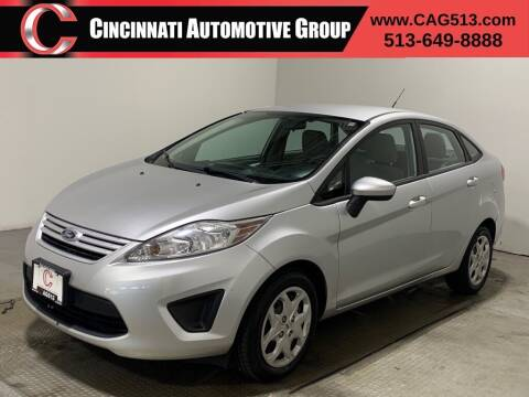 2013 Ford Fiesta for sale at Cincinnati Automotive Group in Lebanon OH