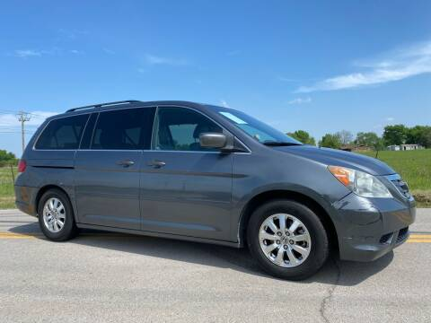 2010 Honda Odyssey for sale at ILUVCHEAPCARS.COM in Tulsa OK