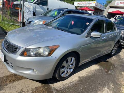 2008 Honda Accord for sale at White River Auto Sales in New Rochelle NY