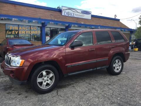2007 Jeep Grand Cherokee L for sale at Duke Automotive Group in Cincinnati OH