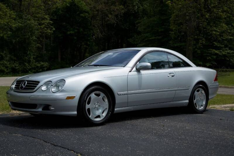 2001 Mercedes-Benz CL-Class for sale in Cary, IL