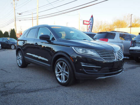2015 Lincoln MKC for sale at East Providence Auto Sales in East Providence RI