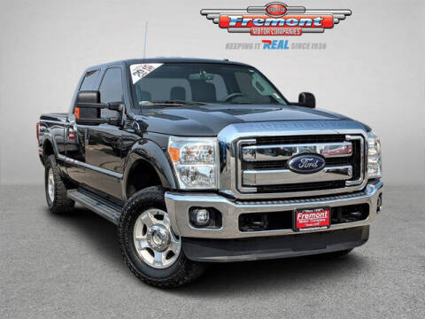 2016 Ford F-250 Super Duty for sale at Rocky Mountain Commercial Trucks in Casper WY