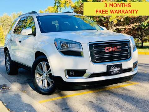 2013 GMC Acadia for sale at Boise Auto Group in Boise ID
