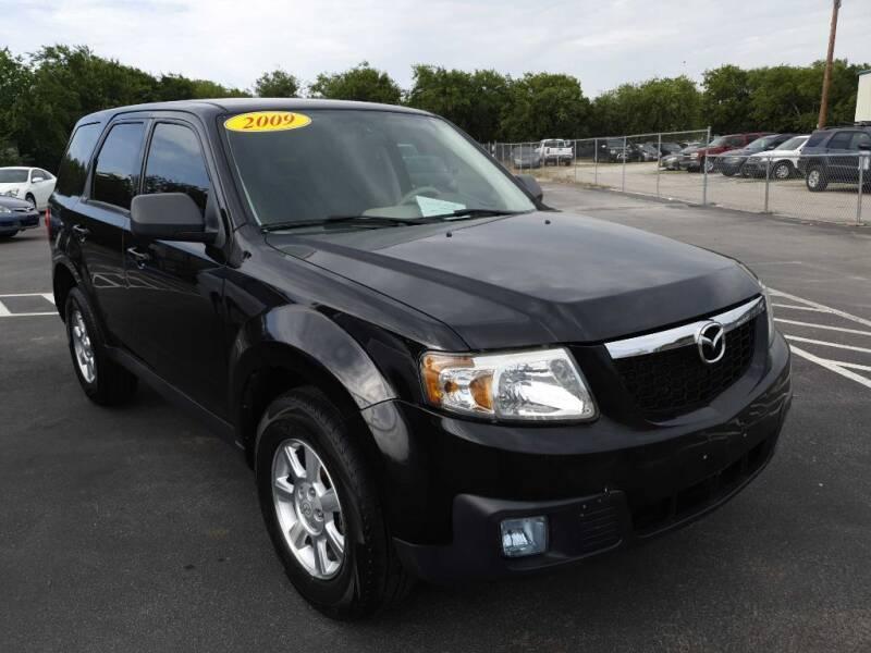 2009 Mazda Tribute for sale at Auto Solution in San Antonio TX