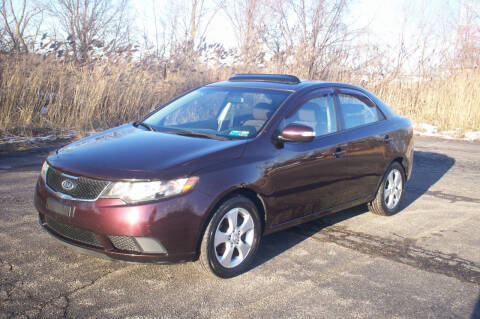 2010 Kia Forte for sale at Action Auto Wholesale in Painesville OH