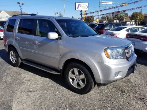 2011 Honda Pilot for sale at 1st Quality Auto in Milwaukee WI
