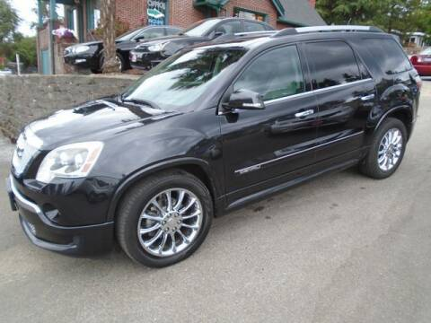 2012 GMC Acadia for sale at Carsmart in Seattle WA