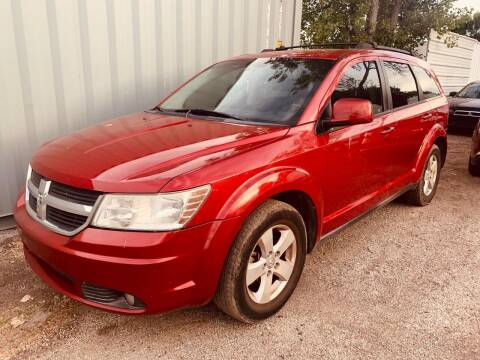 2010 Dodge Journey for sale at DFW AUTO FINANCING LLC in Dallas TX