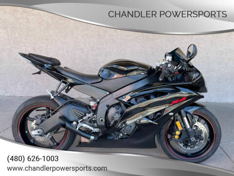 2013 Yamaha YZF-R6 for sale at Chandler Powersports in Chandler AZ