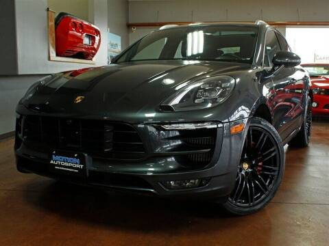 2017 Porsche Macan for sale at Motion Auto Sport in North Canton OH