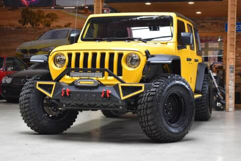 2020 Jeep Wrangler Unlimited for sale at Chicago Cars US in Summit IL