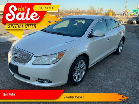 2012 Buick LaCrosse for sale at Ital Auto in Oklahoma City OK
