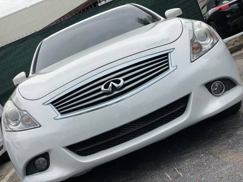 2015 Infiniti Q40 for sale at HIGH PERFORMANCE MOTORS in Hollywood FL