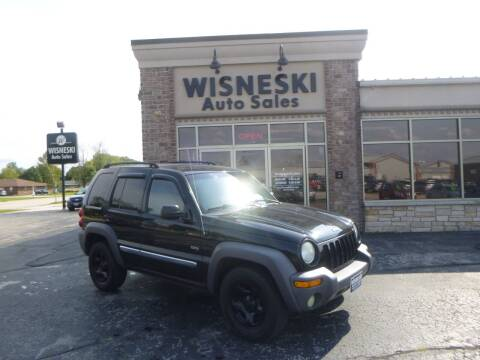 2003 Jeep Liberty for sale at Wisneski Auto Sales, Inc. in Green Bay WI