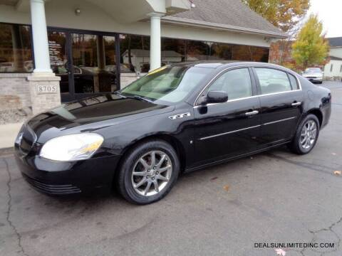 2006 Buick Lucerne for sale at DEALS UNLIMITED INC in Portage MI