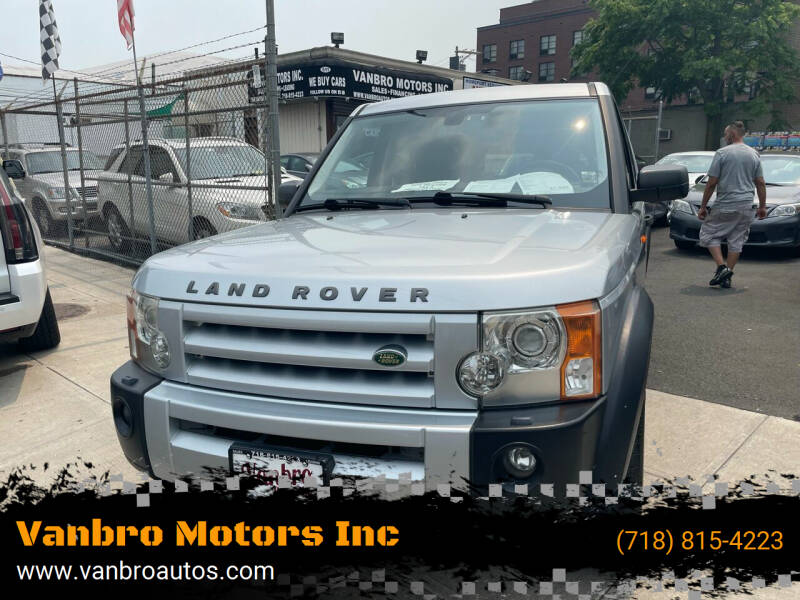 2006 Land Rover LR3 for sale in Staten Island, NY
