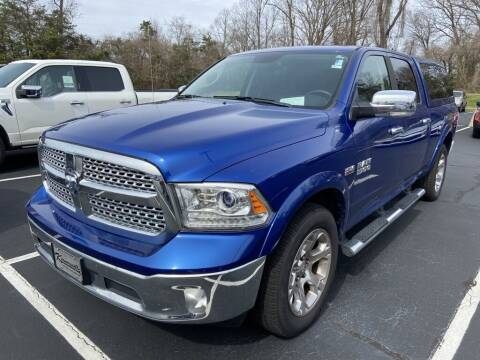 2018 RAM Ram Pickup 1500 for sale at Stearns Ford in Burlington NC