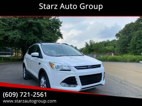 2013 Ford Escape for sale at Starz Auto Group in Delran NJ
