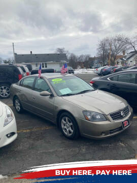 2006 Nissan Altima for sale at Zs Auto Sales in Kenosha WI