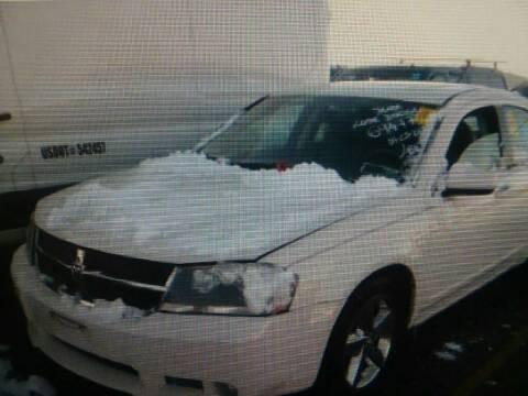 2008 Dodge Avenger for sale at Brick City Affordable Cars in Newark NJ