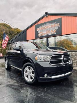 2013 Dodge Durango for sale at Harborcreek Auto Gallery in Harborcreek PA