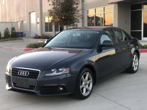 2009 Audi A4 for sale at Executive Auto Sales DFW in Arlington TX