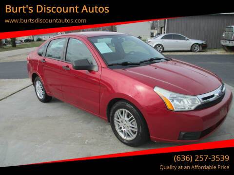 2011 Ford Focus for sale at Burt's Discount Autos in Pacific MO