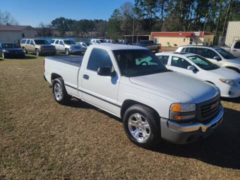 2006 GMC Sierra 1500 for sale at Lakeview Auto Sales LLC in Sycamore GA
